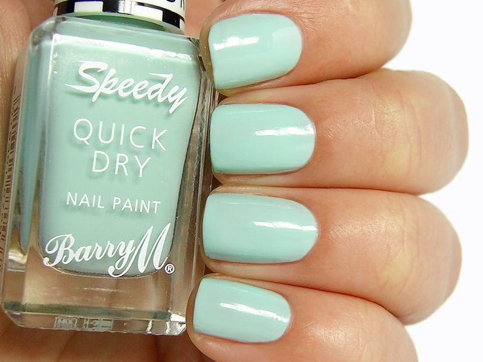 Barry M Speedy Nail Paint - Road Rage