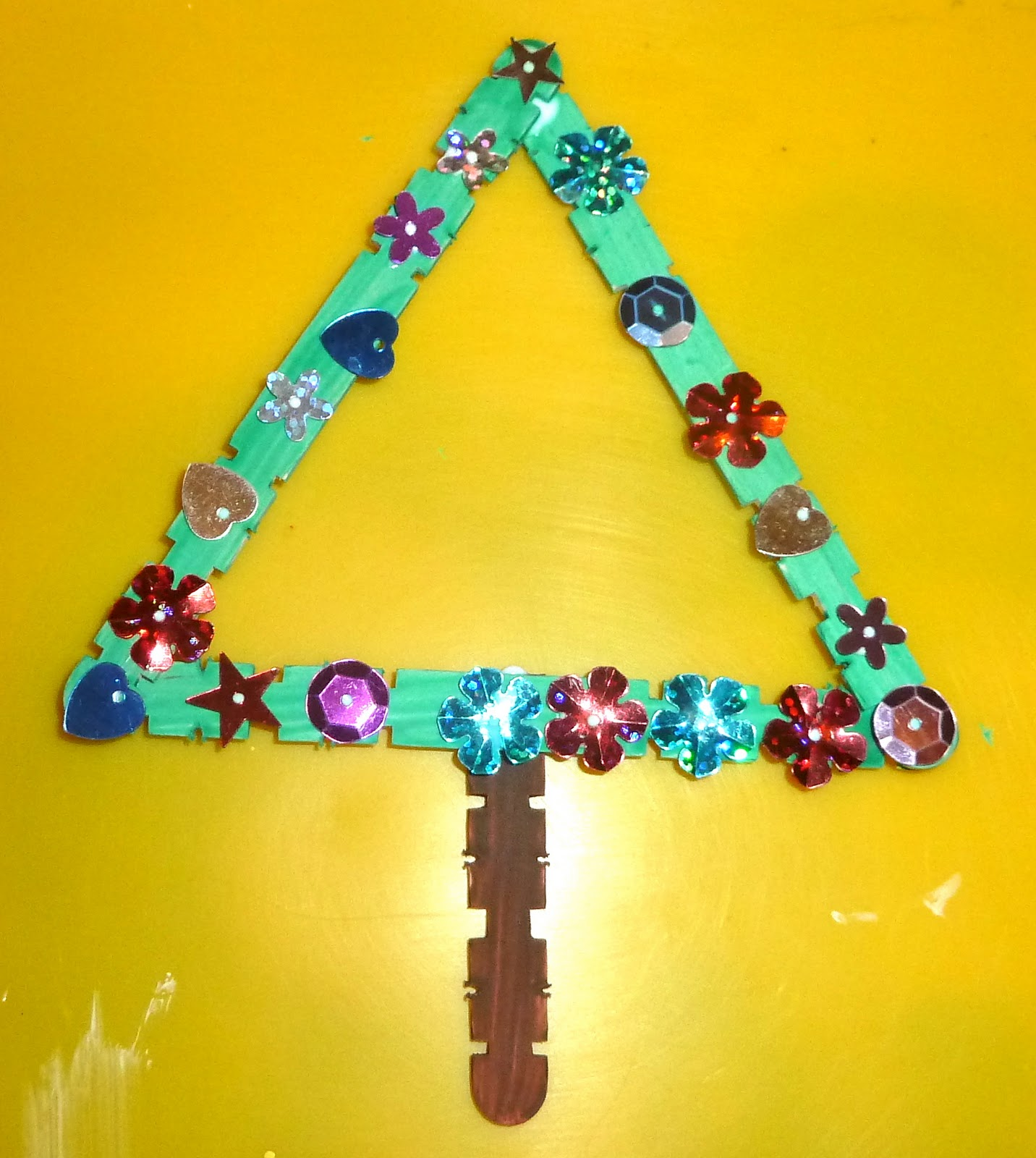 Mom To 2 Posh Lil Divas 5 Homemade Craft Stick Christmas Ornaments For Kids