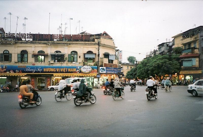 Discovering the beauty of Hanoi capital