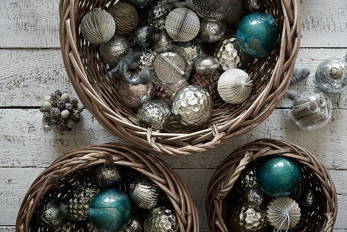 Ideas de DIY para decoracion Navideña con piñas, estrellas, ramas, arboles de NAvidad