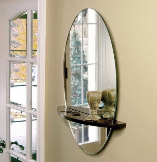 Wall mirrors design