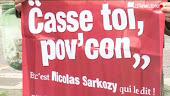 23 février 2011 SARKOZY DÉGAGE ! à l'Élysée