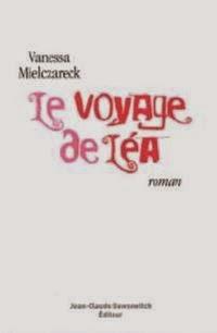 vanessa mielczareck le voyage de léa Les lectures de Mamzelle Lili