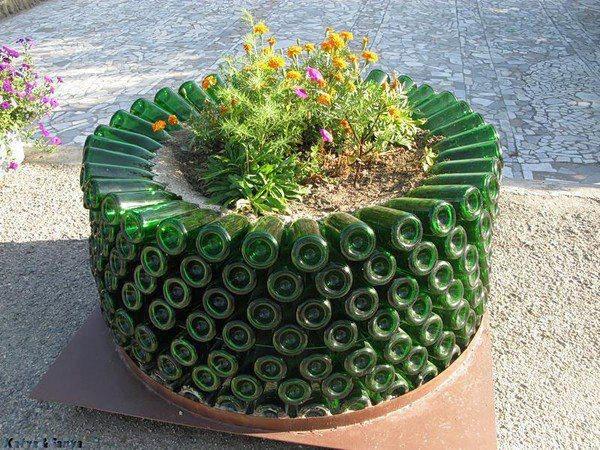 El detalle que hace la diferencia eco creatividad for Jardines ideas economicas