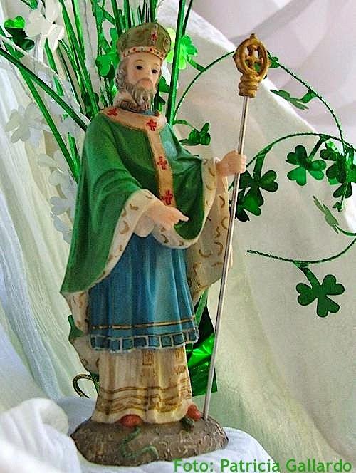 San Patricio (Saint Patrick)