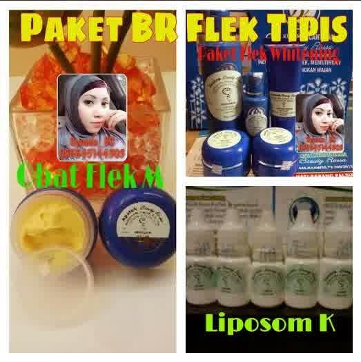 Paket Beauty Rossa Untuk Flek Tipis