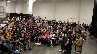 Part of the BronyCon music workshop audience