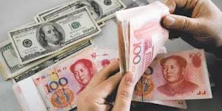 yuan, idr, renmimbi, usd versus cny, usd cny