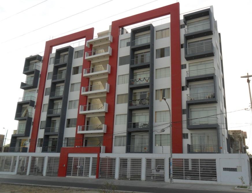 Fachadas y casas fotos de condominios residenciales for Casas modernas residenciales