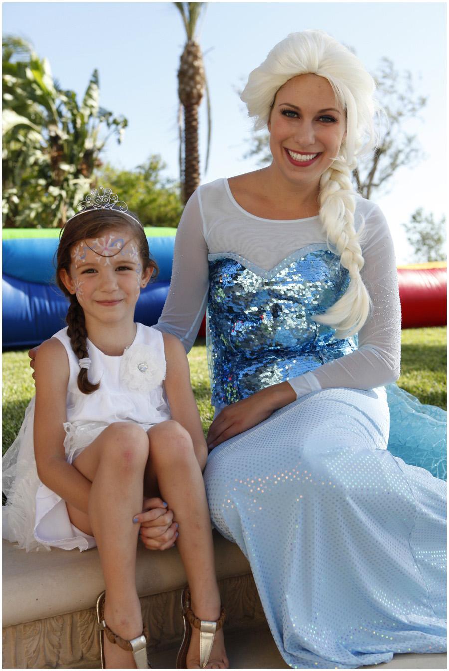 Elsa and Me