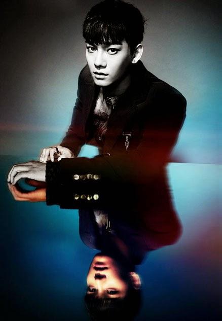 Foto Chen EXO di Teaser Single 'Overdose'