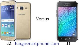 Harga dan Perbedaan Samsung Galaxy J2 dengan J1