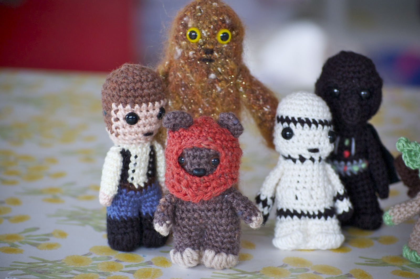 Amigurumi Star Wars Patterns : Free crochet patterns for star wars characters ~ pakbit for .