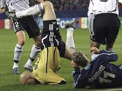 Funny Soccer Photos