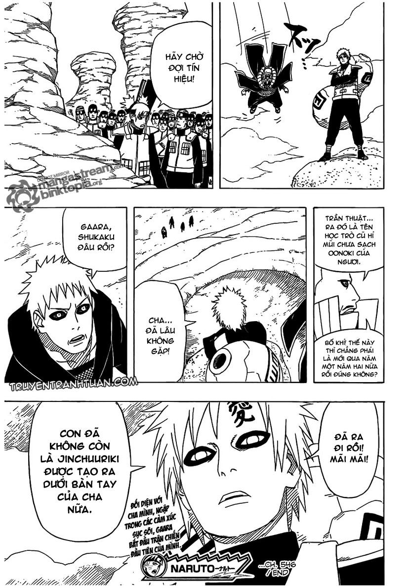 Naruto - Chapter 546 - Pic 16