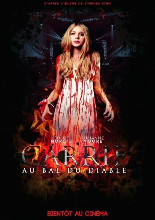 Cơn Thịnh Nộ Carrie - HD