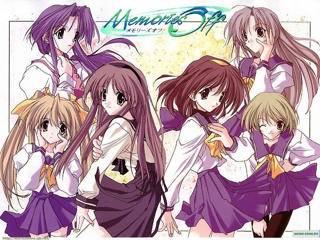 anime Memories Off 2nd