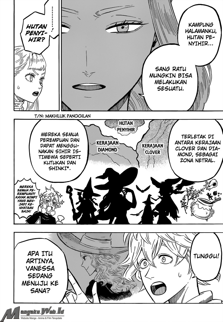Black Clover Chapter 82-6