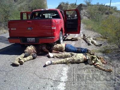 Borderland Beat: The border battle zone