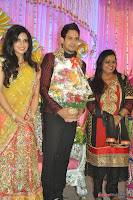 Celebraties at Actor Bharat n Jessy Wedding Reception Photos+%252866%2529 Actor Bharath n Jessy Wedding Photos