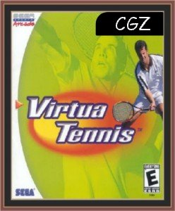 Virtua Tennis Cover