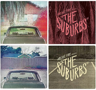 Arcade Fire - The Suburbs Lyrics