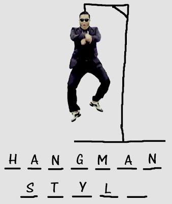 PSY - Hangman Style