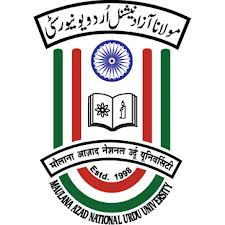 Maulana Azad National Urdu University Hyderabad Results 2013