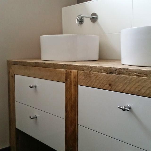schuur van 63 badkamer