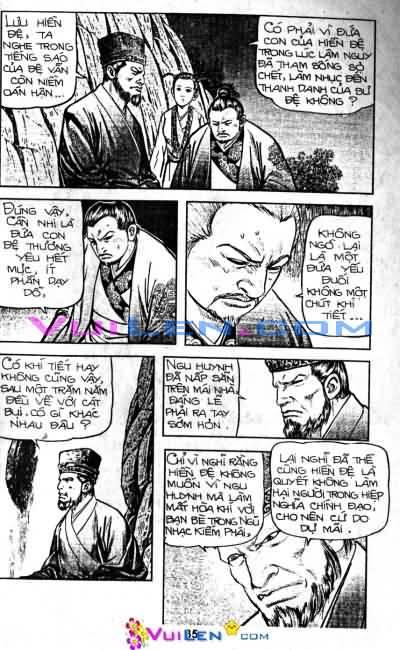TruyenHay.Com - Ảnh 33 - Tiếu Ngạo Giang Hồ Chapter 22
