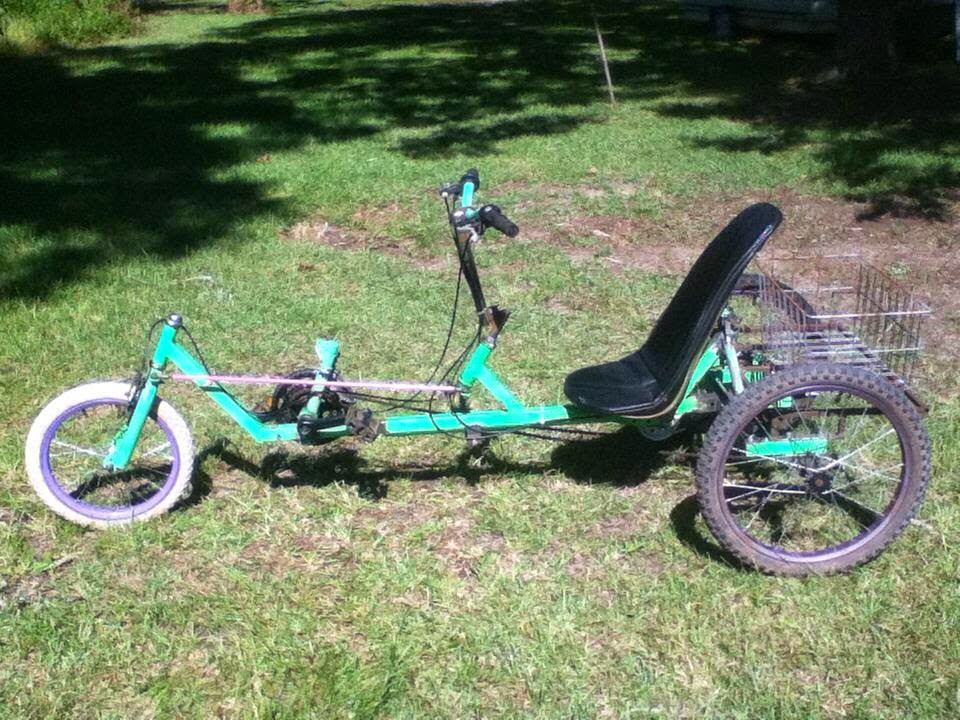 Modified Delta Trike