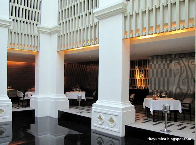 Frangipani, Fine Dining in Changkat Bukit Bintang, Kuala Lumpur,