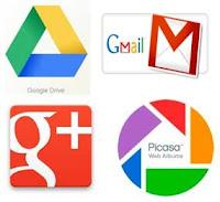 penyimpanan google