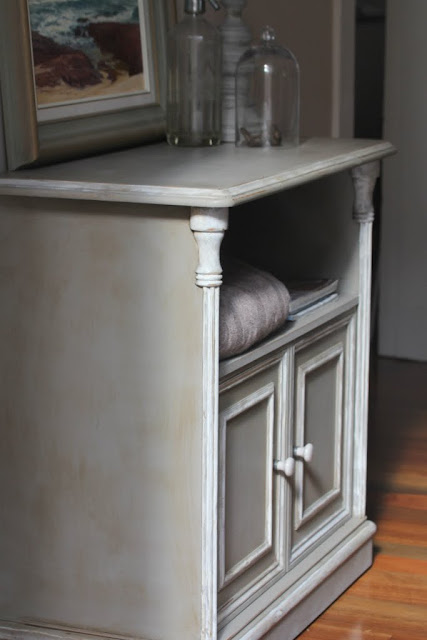 French hand painted furniture Sydney
