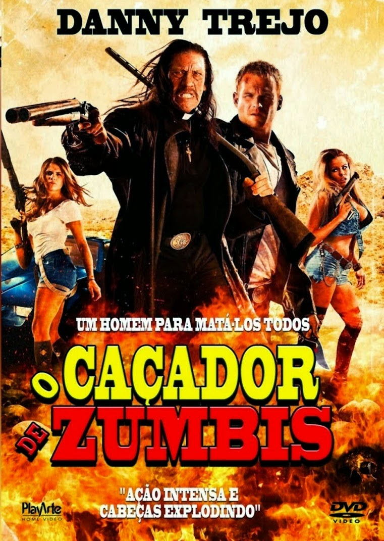 O Caçador de Zumbis – Dublado (2013)