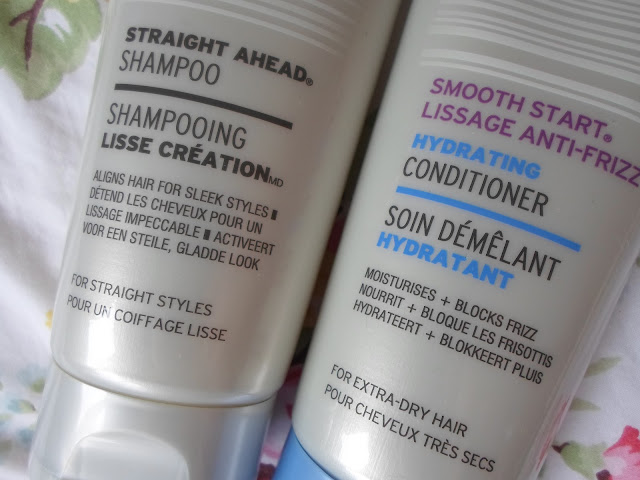 john frieda frizz ease shampoo conditioner