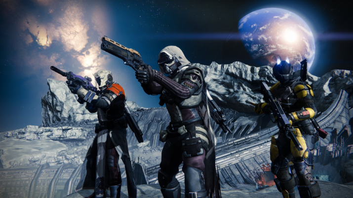 Destiny Fire Team