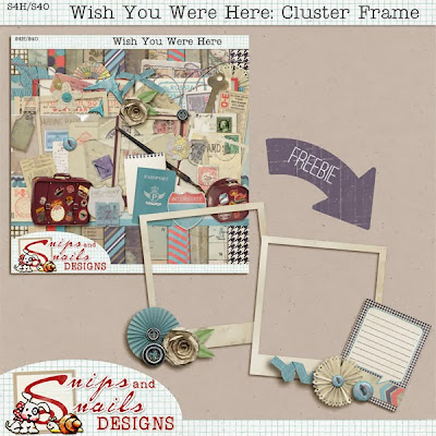 Wish You Were Here and Winter Frost + Freebie!