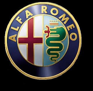 Alfa Romeo Old Logo