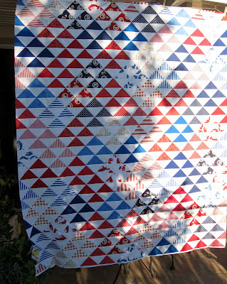 red white blue quilt top prytzfamily