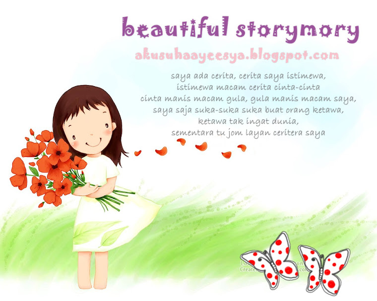 ...beautiful storymory...