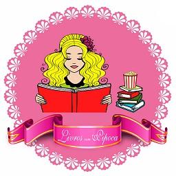 Livros com Pipoca