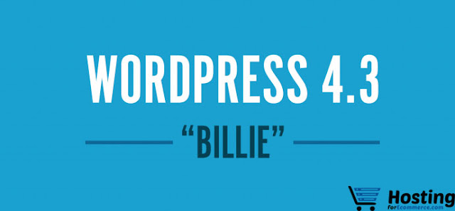 Cheap eCommerce Hosting with WordPress 4.3