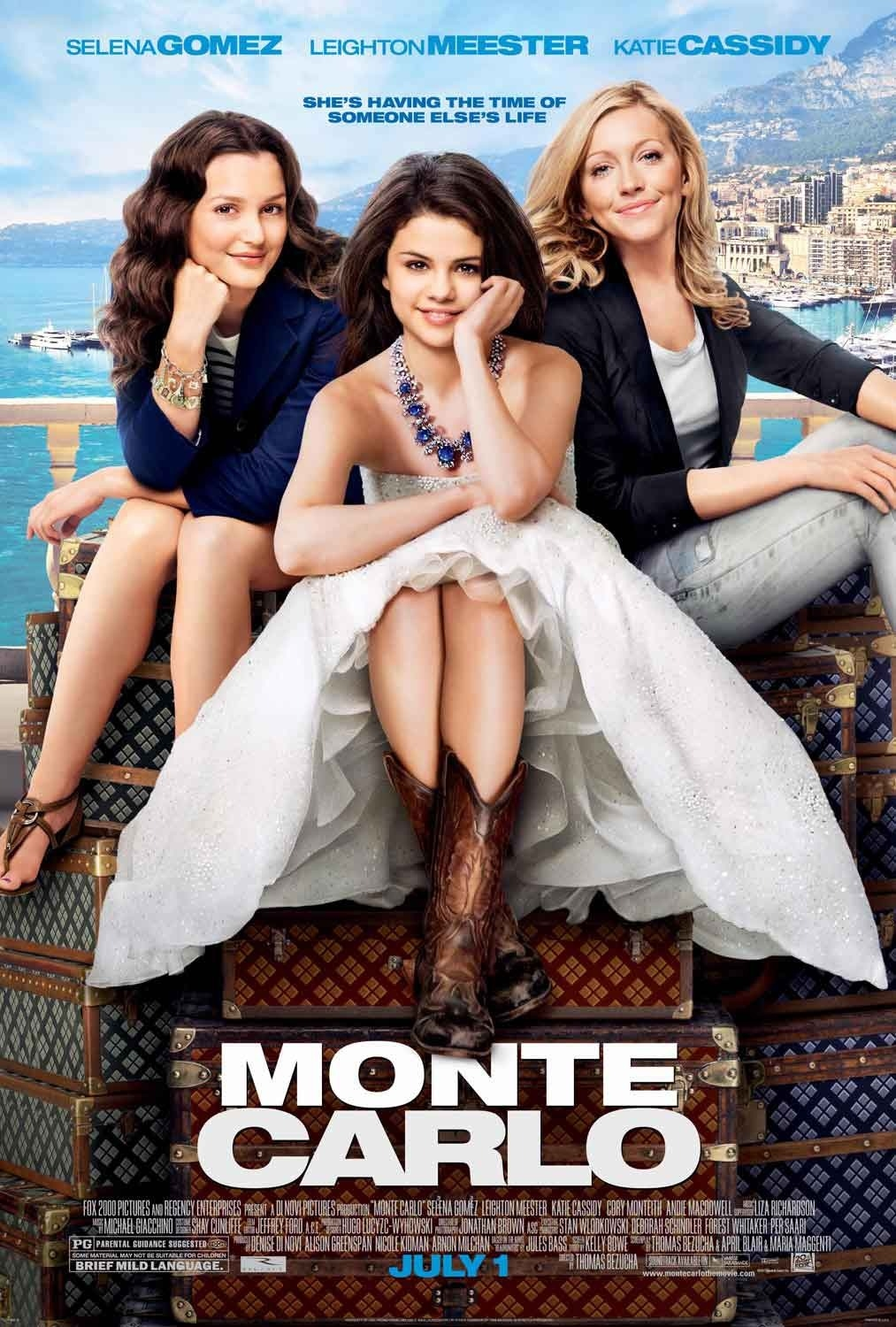 Monte Carlo (2011) DVDrip XvID [HOT]