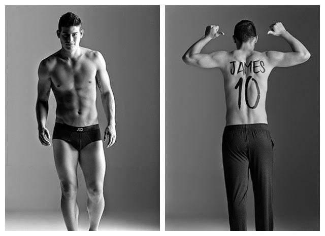James Rodríguez, futbolista colombiano, Real Madrid, deportistas modelos, futbolista modelos, modelo colombiano, Bronzini, ropa interior, colección íntima masculina, ropa interior hombres, JR10, campaña