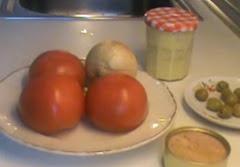 Receta de cocina : Tomates Rellenos