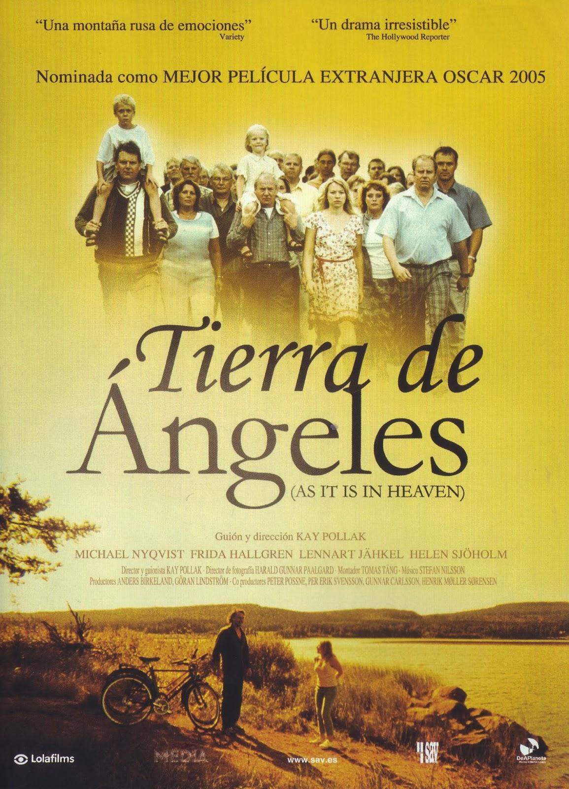 Tierra, Ángeles, Kay, Pollak