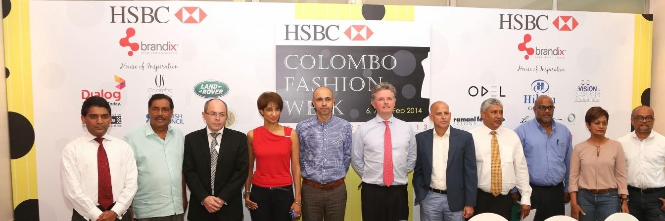 HSBC Colombo Fashion Week 2014