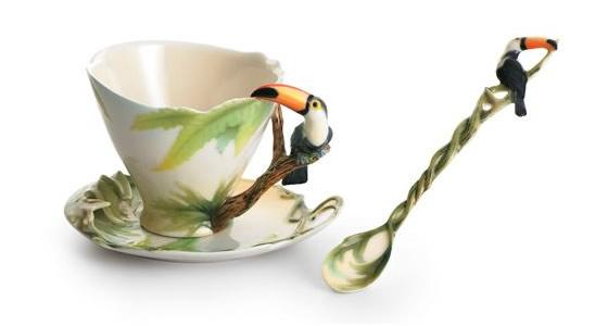 Lindas xícaras criativas de porcelana chinesa
