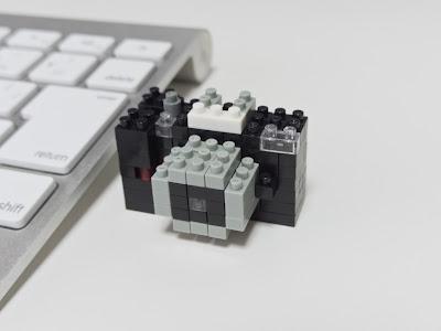 ナノブロックで作ったPENTAX Q